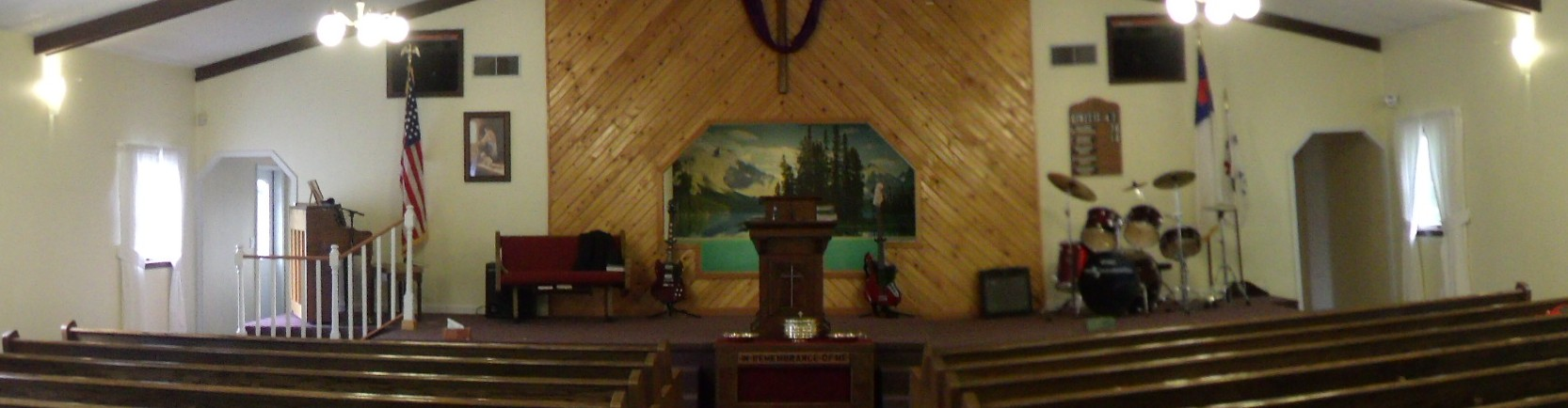 Romulus Free Will Baptist Church